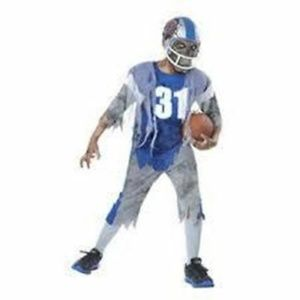 TOTALLY GHOUL ZOMBIE MVP FOOTBALL Costume